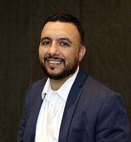 Ahmad Qudaiesat Director of Health Homes Program for Titanium Healthcare