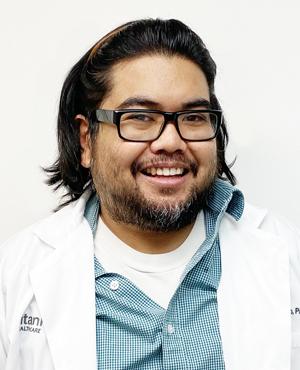 Image of Michael Ocampo for Titanium Healthcare