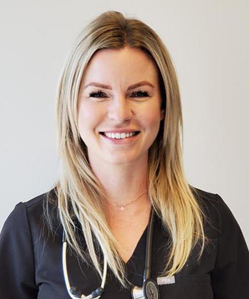 Image Nicole Salee Nurse Practitioner for Titanium Healthcare